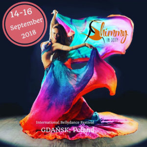 Katerina Jounana on Shimmy in 3city Festival